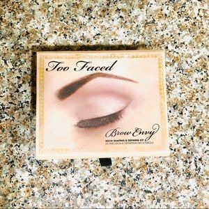 Too Faced perfect brow kit